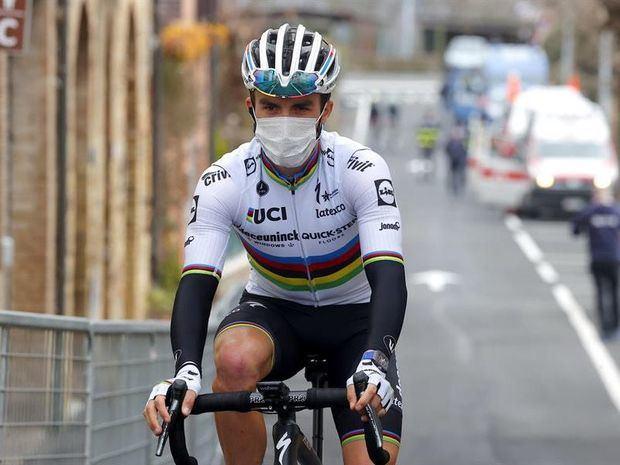 Alaphilippe al mando de un potente equipo para la edición de la Milán San Remo