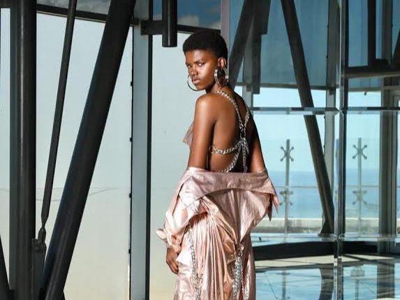 """Yorgelis Marte: """"Las modelos de piel oscura somos una inspiración"""""""