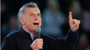 El expresidente de Argentina, Mauricio Macri.