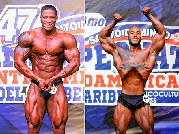 Dos dominicanos clasificados a final élite pro mundial IFBB, 9 más con oportunidad