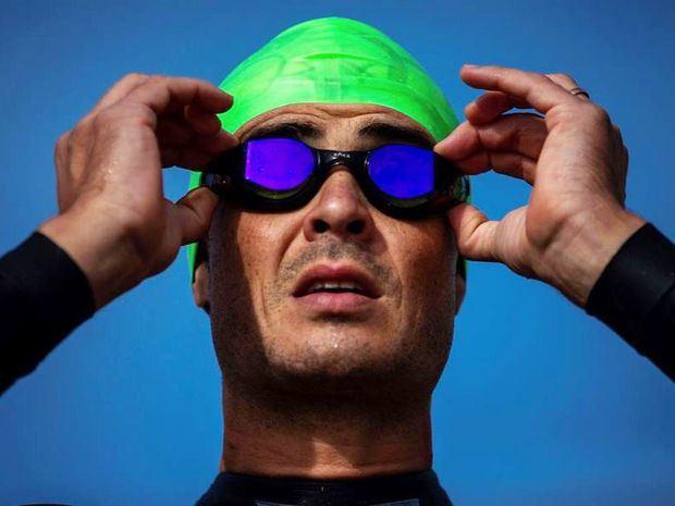 Javier Gómez Noya, el triatleta español viajará a México para adaptase al
