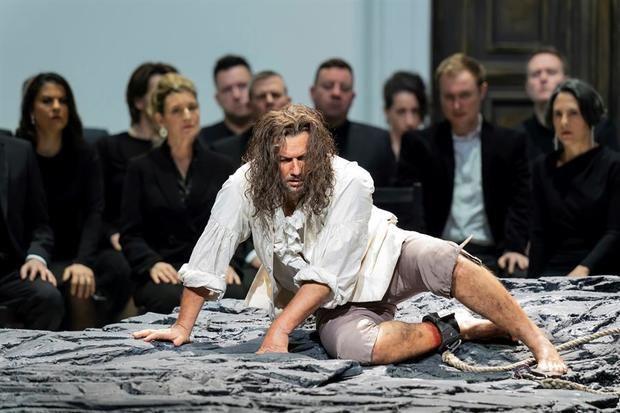 Un arriesgado Fidelio actualiza la ópera de Beethoven en su 250 aniversario