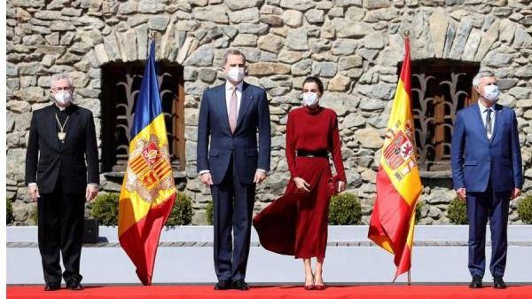 Andorra se vuelca con los reyes en un viaje pendiente desde hace siete siglos