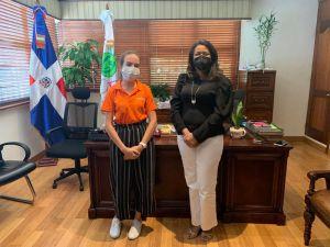 CONANI y JOMPEAME sostienen reunión sobre derechos de niños.