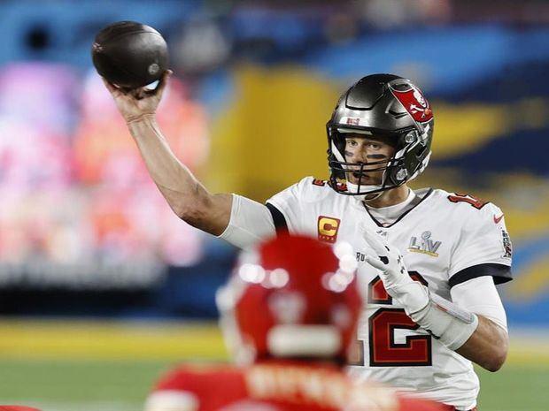 El 'touchdown' millonario de la NFL