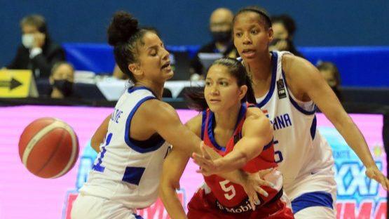 Selección RD cae ante Puerto Rico en Centrobasket femenino