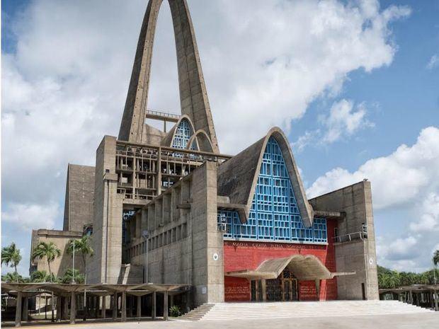 Basílica de Higüey Nuestra de la Señora de la Altagracia.