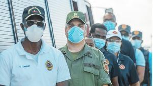 "ADN, Bomberos y Policía Municipal iniciaron ""Operativo de Prevención Semana Santa 2021""."
