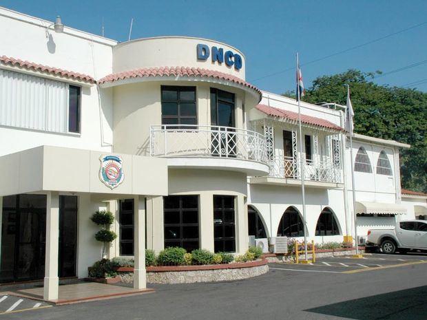 Dirección Nacional de Control de Drogas, DNCD.