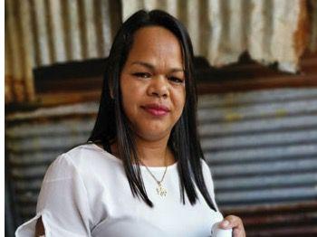 Flor Rivera es la gerente de Coope Brujas del Mar en Costa Rica, y es apoyada por el Programa Conjunto de las Naciones Unidas.
