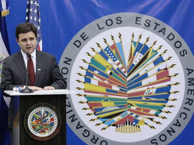 EE.UU. da un espaldarazo a la comisión contra la corrupción de la OEA en El Salvador