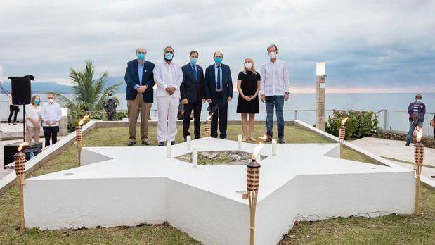 Conmemoran Día del Recuerdo del Holocausto en Sosúa