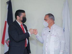 Roger Marte y Ramón Ernesto Pérez.