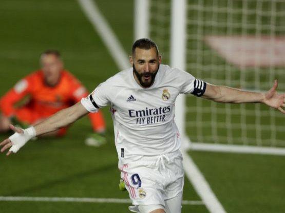El Madrid, líder tras llevarse el clásico ante Barça.