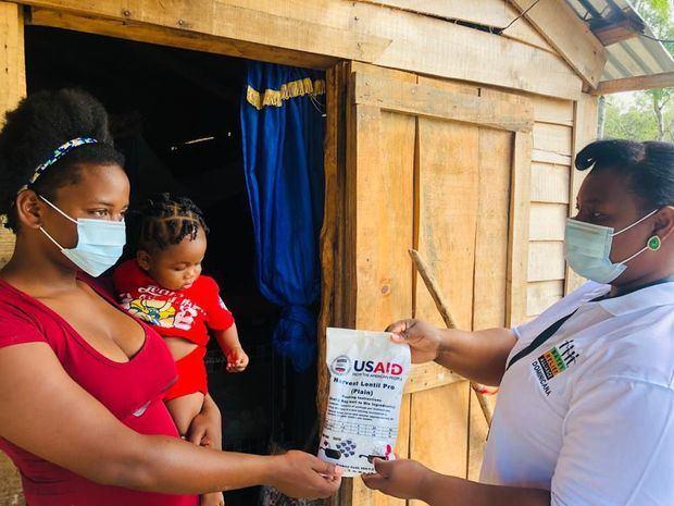 USAID y ONG ejecutarán programa desnutrición materno-infantil, VIH y Covid-19.