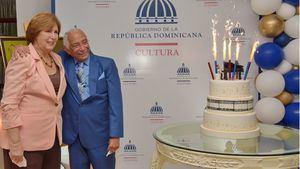 Ministerio de Cultura rindió tributo a la trayectoria del maestro Rafael Solano en un homenaje con motivo de su 90 cumpleaños