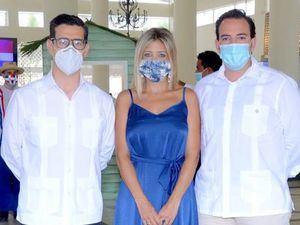 José Antonio Moreno, Lluisa Salord y Ángel Lillo