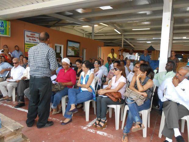 COOPASERME vuelve a su casa en el Merca Santo Domingo