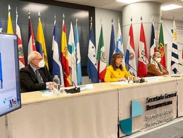 Los cancilleres iberoamericanos reafirman el compromiso con multilateralismo.