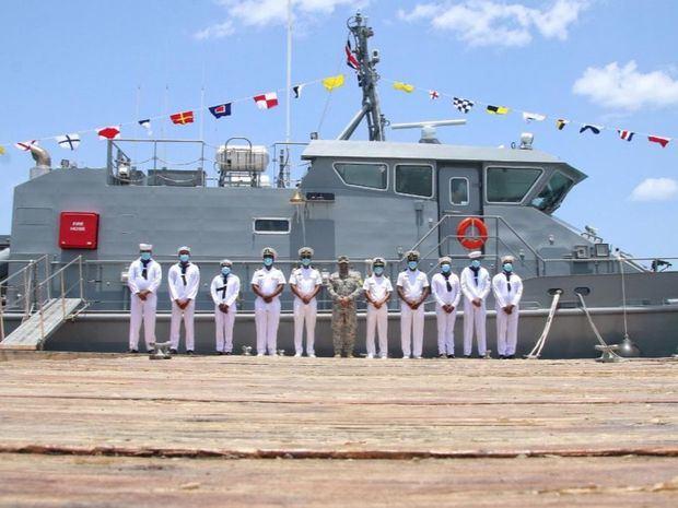 Armada dominicana y francesa realizan tradicionales ejercicios en Perviva.