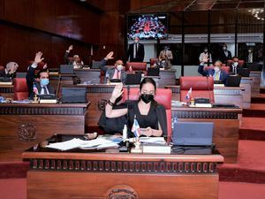 Senado aprueba cambiar con el nombre de Rafael Corporán de los Santos a la avenida Charles Summers