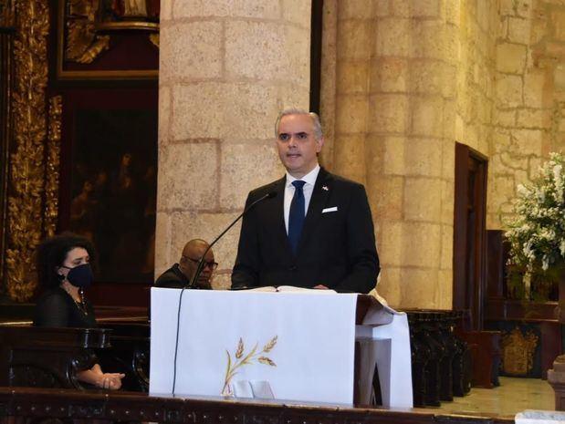 Ministro de Trabajo, Luis Miguel De Camps García.