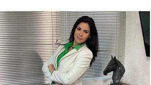 Cynthia Zárate - Representante de la Lega en la Republica Dominicana.