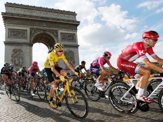 El pelotón fija sus miradas en el Tour de Francia 2021