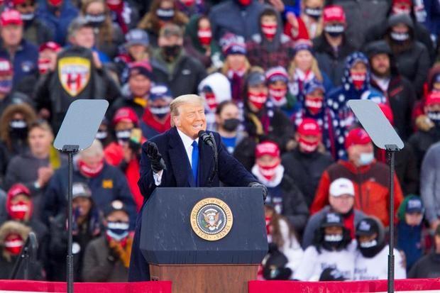 Trump apunta al corazón del medio oeste, mientras Biden corteja a Georgia