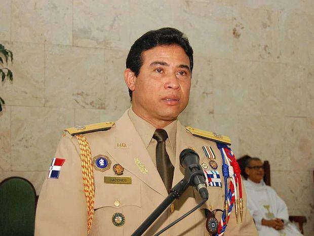 Solicitan un año de prisión preventiva contra ex jefe de Seguridad de Medina