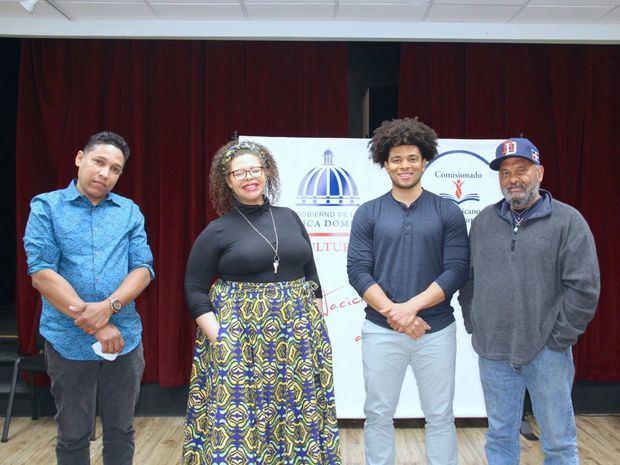 Comisionado Dominicano de Cultura realizó con éxito actividad