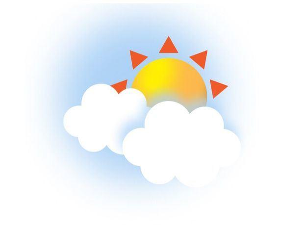Escasas lluvias y temperaturas calurosas