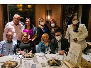 Miembros del Club de la Epilepsia celebra encuentro.