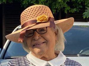 Señora Petronila Adames Frías.