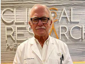 Dr. Javier Morales, director médico de Best Option.