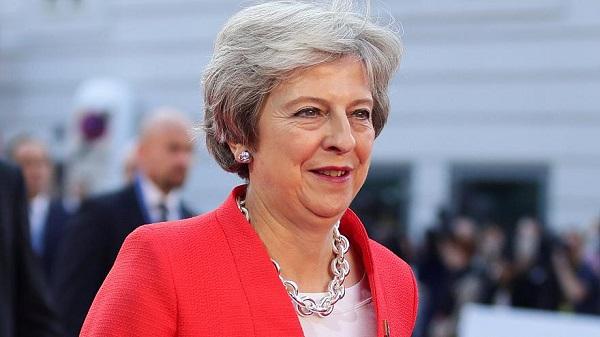 Los conservadores británicos analizan las opciones para suceder a la primera ministra May