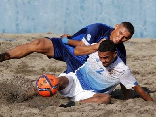 El fútbol dominicano de playa buscará un boleto al Mundial de Rusia.