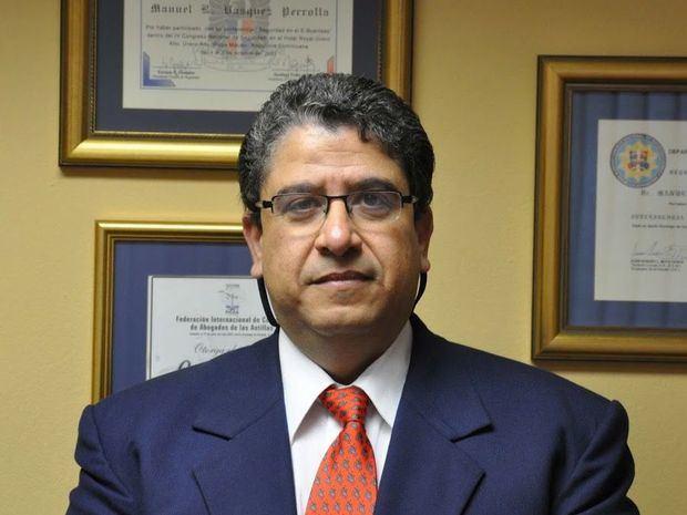 Manuel Vázquez Perrotta.