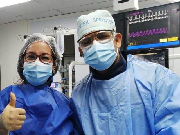 Programa de Cardiología Intervencionista Pediátrica del MODERMCA