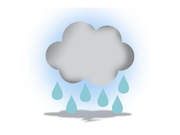 Condiciones de buen tiempo en gran parte del país. Aguaceros aislados en provincias.