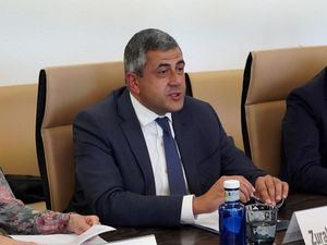 Zurab Pololikashvili, secretario de la Organización Mundial del Turismo, reiteró el buen abordaje que la República Dominicana ha dado como país a la pandemia de la Covid-19.