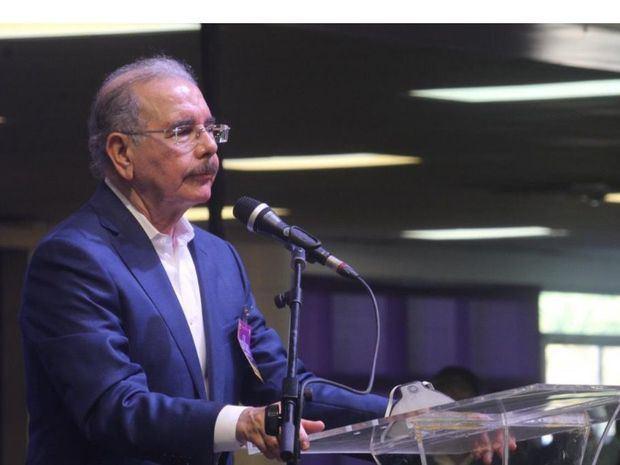Danilo Medina afirma que se acabó la