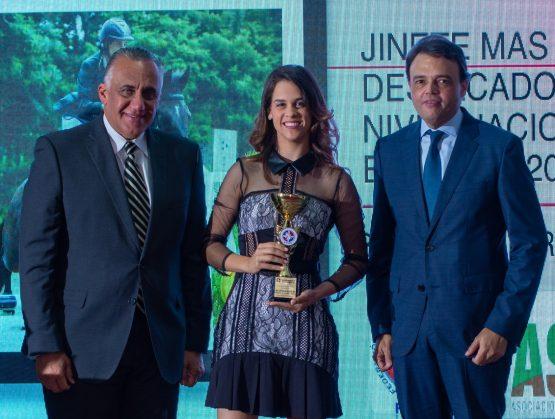 Federación Deportes ecuestres premió a los mejores jinetes