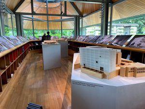 Algunos de los proyectos más emblemáticos de Rafael Moneo se pueden ver en una exposición homenaje que le rinden los organizadores de la XVII Bienal de Arquitectura de Venecia.