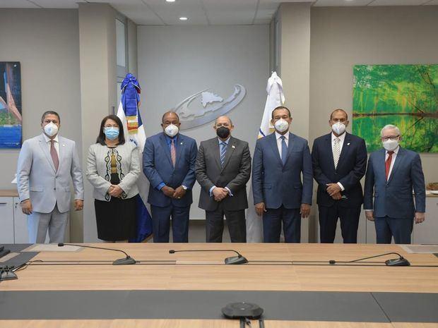 INFOTEP firmará acuerdo con los senadores de la Línea Noroeste