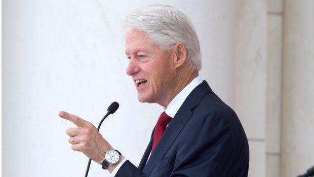 El expresidente de EE.UU. Bill Clinton regresa a la ficción con una nueva novela