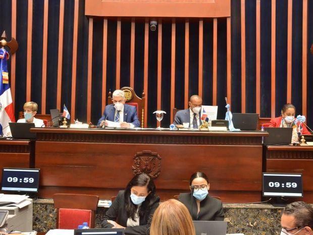 Senado aprueba Ley Especial Transitoria para la terminación de obras públicas inconclusas y de alta prioridad