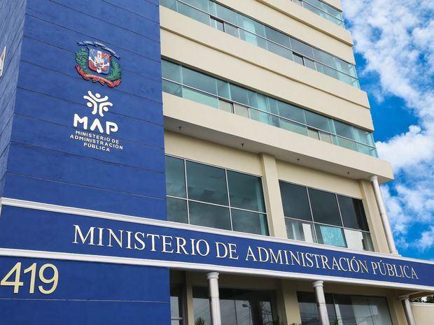 MAP establece nuevas modalidades de trabajo para servidores públicos