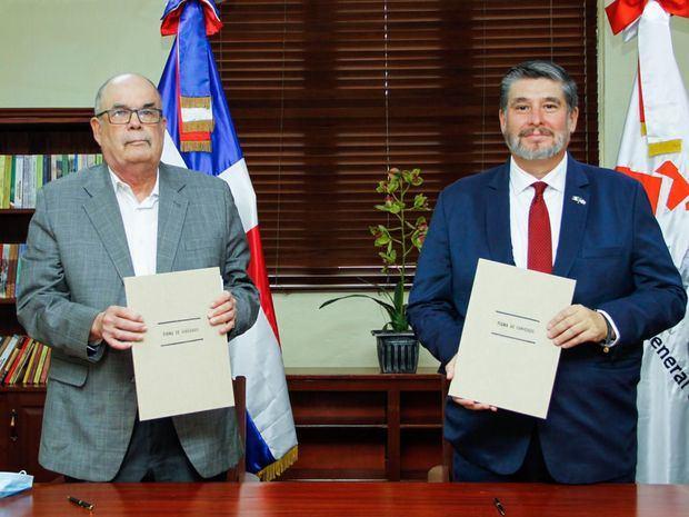 Archivo General de la Nación y la Secretaría de Relaciones Exteriores de México firman convenio de colaboración