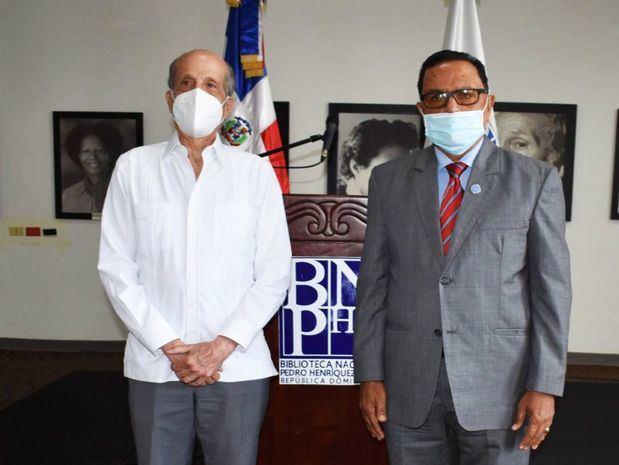 Max Puig y Rafael Peralta Romero.